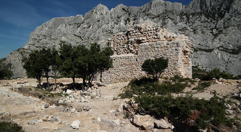 Castrum – Oppidum de Saint-Antonin-sur-Bayon, var